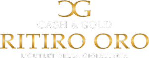 Logo Cash and Gold Genova